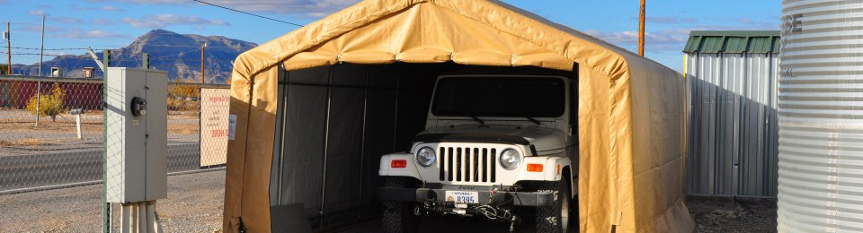 Mobile Carport Kits For The Garage-Less | Portable Garages ...